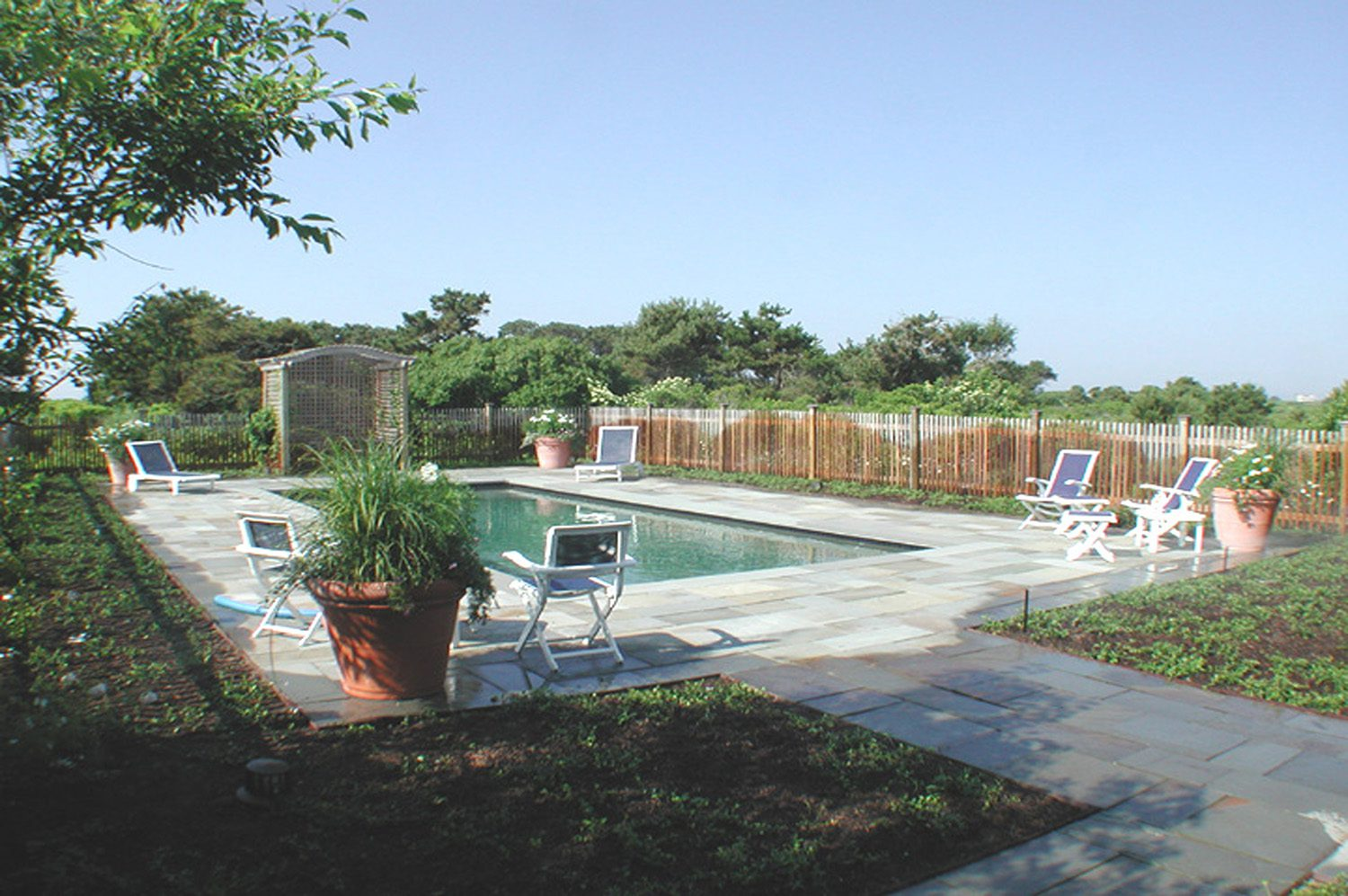Portfolio DBLA Swimming Pool Nantucket Miacomet