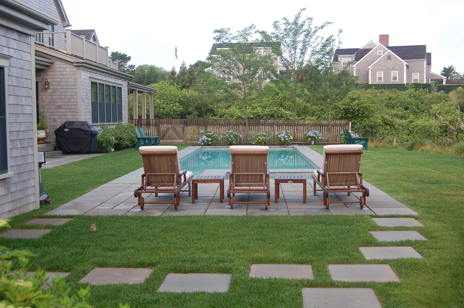 Portfolio DBLA Swimming Pool Nantucket Capaum Pond Landscape Architecture