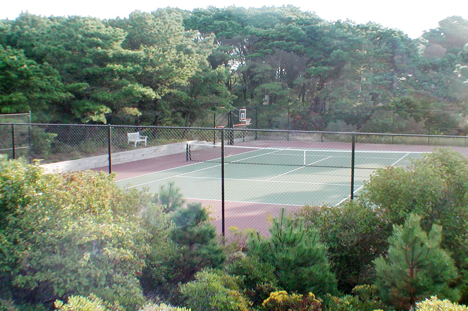Portfolio DBLA Tennis Court Nantucket Barstow