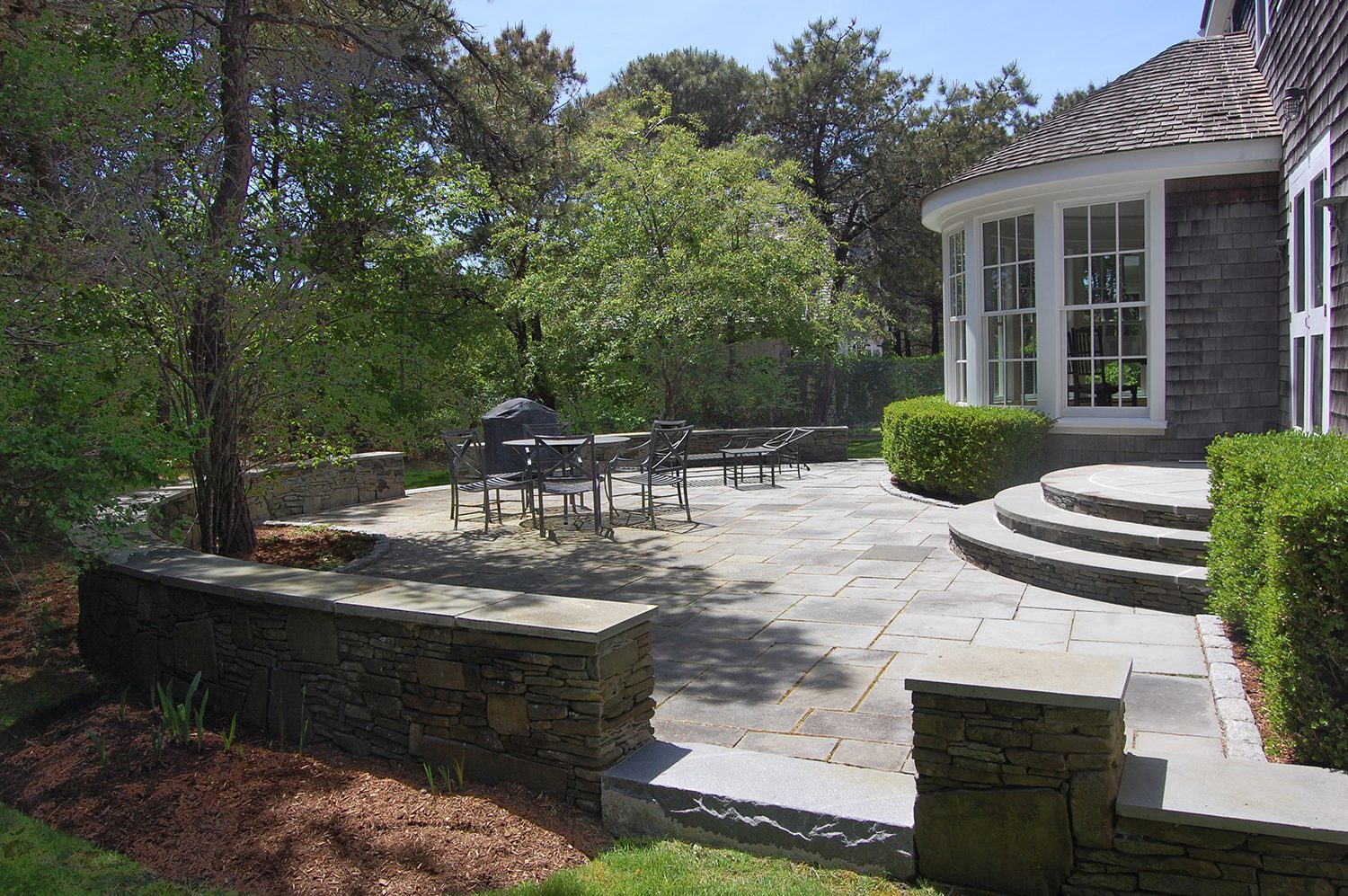Portfolio DBLA Patio Nantucket Barstow
