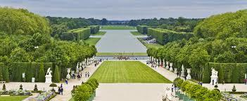 Grading at the Jardins de Versailles